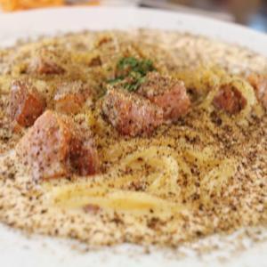 【イタリアンレストラン ラ・ルーチェ】で人生最高のカルボナーラをいただく!落ち着いた空間でゆっくりと テイクアウトあり
