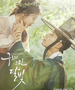 【韓ドラレポ】「雲が描いた月明かり」~パク・ボゴム主演~
