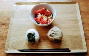 ダイエット昼ごはん