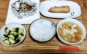 和食夕ごはん