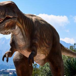 インドミナス・レックスと言う恐竜は~映画の中で作られた架空の恐竜