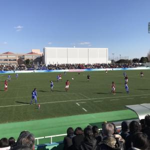 日本体育大学 vs 早稲田大学