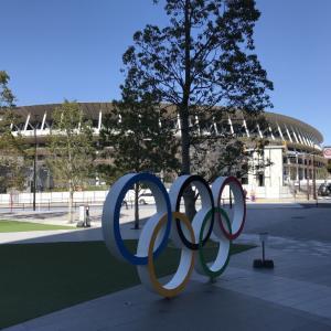 東京オリンピックの新設会場は今こんな感じ