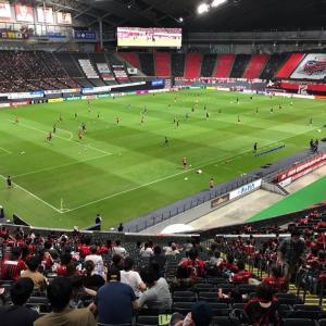 北海道コンサドーレ札幌 vs ヴィッセル神戸
