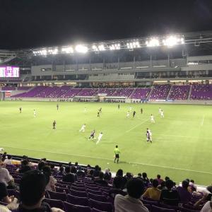 京都サンガFC vs 松本山雅FC