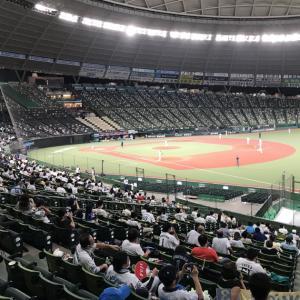 埼玉西武ライオンズ vs オリックス・バファローズ