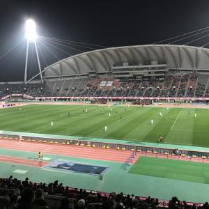 サッカーが見やすい陸上競技場 ベスト10