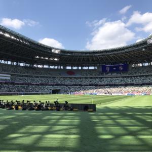 なでしこジャパン vs パナマ