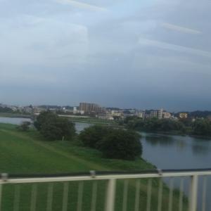 千曲川、阿武隈川、久慈川など…義兄のところも