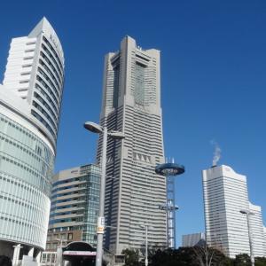 横浜で新年会