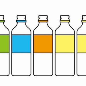 今、売れに売れてる透明飲料!その人気の理由と次々に販売されている種類について調べてみました!