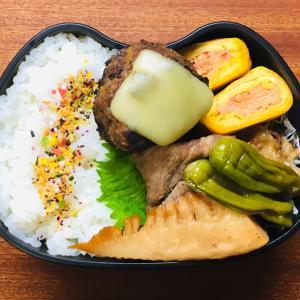 牛肉と筍の甘辛煮弁当