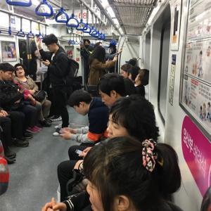 韓国旅行の移動手段として地下鉄をオススメするわけ