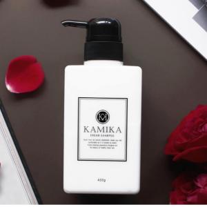 【KAMIKA】白髪にはクリームシャンプーを使うべし!実体験公開