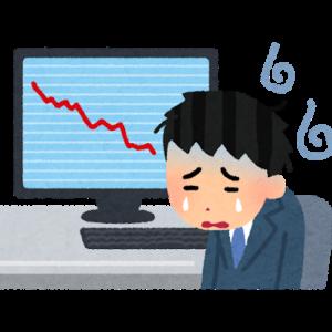 【株】3月取引結果 -31.35%