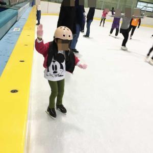何歳からスケート出来る?スケート場内現地視察&幼稚園児体験レポ
