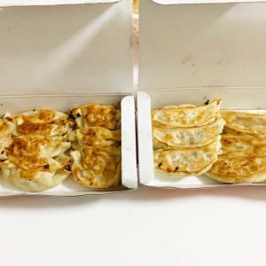 餃子の王将「両面焼き」注文・食レポ。餃子注文の仕方・全国で利用可能