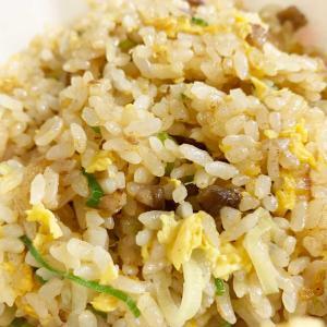 餃子の王将の「炒飯(チャーハン)」が美味しくてお勧め。大盛りも注文可能