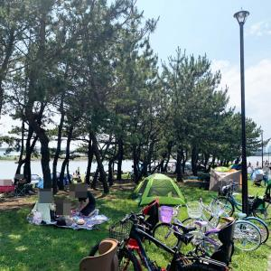 葛西臨海公園内へはテント持ち込み&設置可能?現地体験・調査レポ