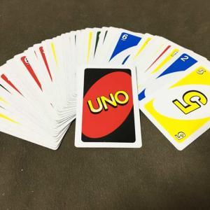 UNO(ウノ)は何歳から遊ぶ事が出来る?幼稚園児・小学生体験レポ