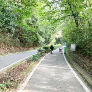 子供と武蔵丘陵森林公園サイクリング。土日混雑状況・コース体験レポ