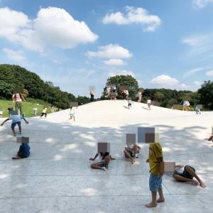 日本一大きいエアートランポリン「武蔵丘陵森林公園」ぽんぽこマウンテン体験レポ