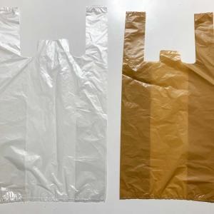 スーパーのレジ袋を簡単に開ける方法。指が乾燥していても大丈夫、濡らす必要なし