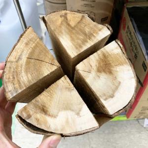 ケーヨーデイツーで販売している「薪」の種類・価格一覧をご紹介