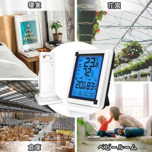 LECDDLの無線室内外温湿度計をレビュー!室外と室内の温度と湿度が一度にチェックできてオススメな商品です!