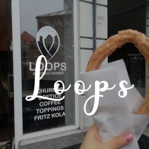 揚げたてチュロスが食べられるカフェ【Loops】