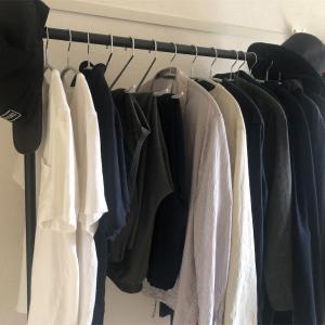 洋服のオンオフをなくして服の数を減らしたい
