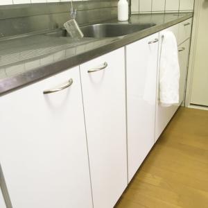 【キッチン公開3】何にもなくない我が家の【シンク下】