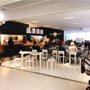 フィンランド旅行:マリメッコ本社の社員食堂を利用してみた!
