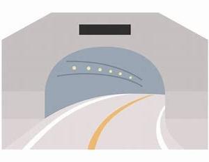 トンネルを越えると