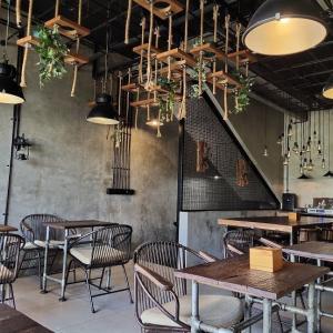 【写真】バリのカフェ