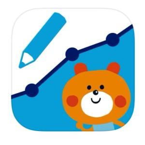 すくすく成長曲線アプリ