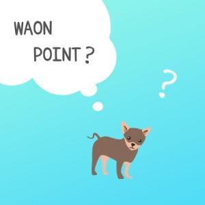 「WAON POINT」と「電子マネーWAONポイント」の違いとは?