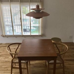 我が家の椅子こと
