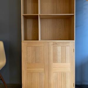 【暮らし方にあわせて汎用性のある家具】モーエンスコッホのブックケース