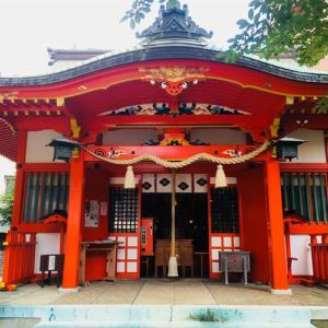 【四宮神社】女子必見の神戸の街中パワースポット!愛と美を司る神社で金運UPの白へびさんに!