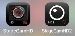 iPhone StageCameraシャッター無音アプリ 機能比較