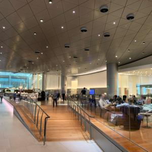 カタール航空のラウンジ探検inハマド国際空港