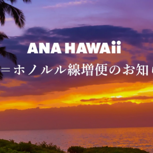 【お得!!】ANAのファーストクラスが40万円!!