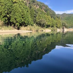 晩秋の古座川でリバーツーリング&テント泊。川旅のロマンを堪能してきた。【前編】