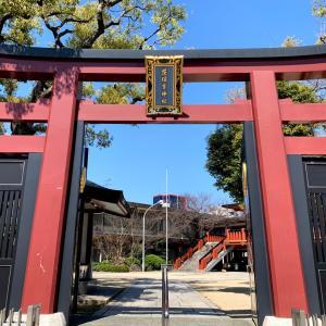 【茨住吉神社】開運♡大阪 九条〜西大阪の歓楽街〜