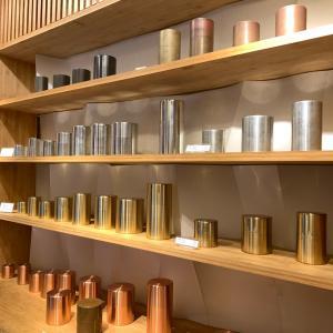 月日をかけて育てる茶筒【京都 開化堂】へ