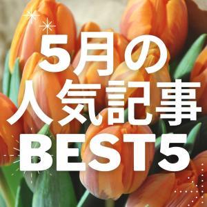 【5月】に読まれた人気記事 BEST5