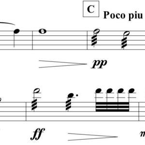 楽譜の読み方が難しかった…ドボルザーク交響曲第9番