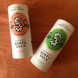 白樺樹液のジュース?!?!