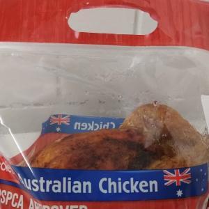 オーストラリアの手抜きごはん